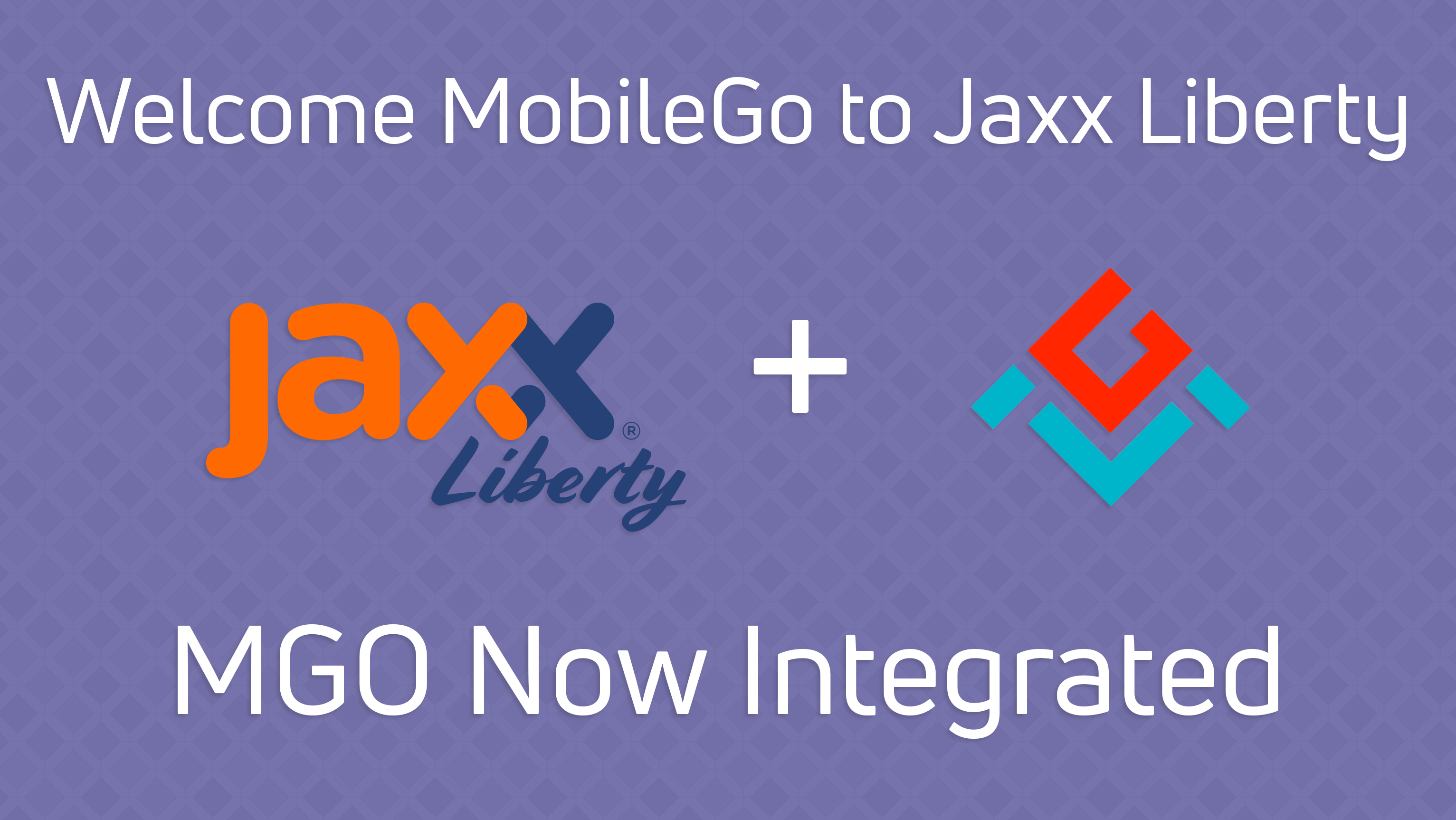 MobileGo integrated to Jaxx Liberty